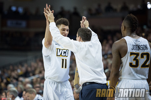 VCU vs. Radford