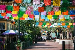 Market & Main Plz - San Antonio, Texas (c.harnish) Tags: street sanantonio canon us texas unitedstates market streetphotography marketplace harnish canoneosdigitalrebelxti chrisharnish wwwchrisharnishcom marketmainplz