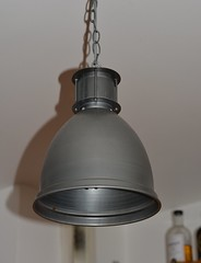 100/365 : Luminaire (Eurel Laugh) Tags: grey gris luminaire d7100