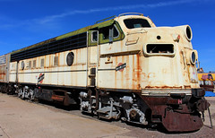 CNW (steamfan1211) Tags: trains locomotive wyoming cheyenne funit cnw