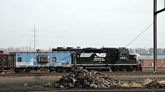 CR caboose 21283 & NS 5661 GP38-2 ex SOU 2791 (Conrail1978) Tags: railroad yard train ns norfolk loco class caboose southern pa sou harrisburg cr unit conrail 2791 emd gp382 5661 21283 n21