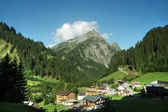 Paysage du Vorarlberg (bernarddelefosse) Tags: bregenzerwald vorarlberg autriche montagne valle