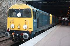 20160910 - 9576 - GBRf - 15 Tour - 20096 & 20107 - rear of 1600 Inverness to Edinburgh Waverley via Shields Road - Perth (Paul A Weston) Tags: gbrf gbrf15tour perth 2009620107 1600invernesstoedinburghwaverley saturday