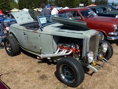1932 Ford roadster (bballchico) Tags: 1932 ford roadster tombrownsr arlingtondragstripreunionandcarshow arlingtoncarshow carshow 30s hotrod 206 washingtonstate arlingtonwashington