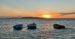 Boats (Francesco Impellizzeri) Tags: sunset trapani sicilia landscape