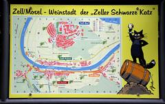 Zell an der Mosel (HEN-Magonza) Tags: zell mosel moselle rheinlandpfalz rhinelandpalatinate deutschland germany
