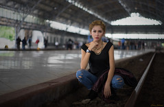 Putri (Tommy Indrawan Photography) Tags: artisawoman
