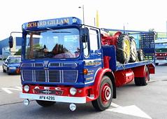 AEC Mercury Richard Gillam Tractor Transporter AFW429S Frank Hilton IMG_9295 (Frank Hilton.) Tags: erf foden atkinson ford albion leyland bedford classic truck lorry bus car