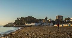 Morning walk (Bilel Tayar) Tags: annaba algeria morning matin plage chapui sand sable sky landscap walk run jogging sport