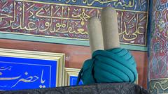 Konya - Mevlana Turbesi, shrine interior, Rumi's tomb (3) (damiandude) Tags: rumi dervish sufi