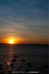 Nelson Brito Jr | Fotografia (NelsonBritoJr) Tags: ceu por do sol mar nelson brito jr bahia salvador baia de todos os santos fotografia fineart