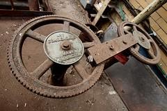 Winnington Condensate (slaterspeed) Tags: winnington soda ash works turbine hall compressor house turbo stage abandoned derelict