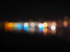 Marseille Vieux-Port version Bokeh (Emmanuel Legros) Tags: bokeh night light colors couleurs nuit lumires marseille vieuxport circle