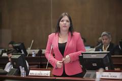 Alejandra Vicua - Sesin No. 417 del Pleno de la Asamblea Nacional  / 01 de diciembre de 2016 (Asamblea Nacional del Ecuador) Tags: asambleanacional asambleaecuador sesinno417 pleno plenodelaasamblea plenon417 417 alejandravicua