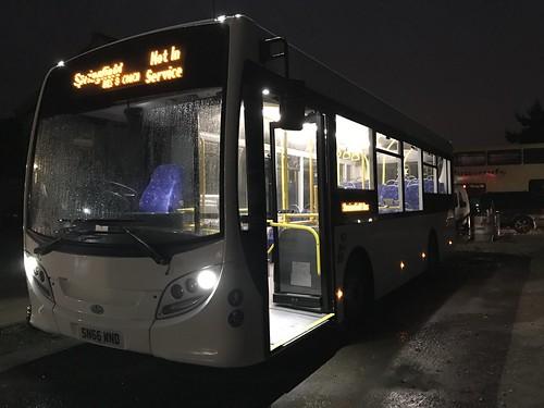 SN66WND Springfield Bus