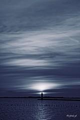 ...Phare Minimaliste... (fredf34) Tags: marseillan onglous pharedesonglous phare thau etangdethau minimaliste minimalist blackandwhite bw noiretblanc nb nature natur monochrome canaldumidi pentax pentaxk3 hdpentaxda1685mmf3556eddcwr k3 cloud nuage inexplore explored