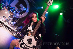 L7 (PETEDOV) Tags: livemusic musicphotography music musician concertphotography concert peterdovgan petedov punk grunge 90s rock canon canonaustralia l7 punks