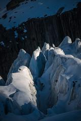 """Glacier d'Argentière (Isat"""") Tags: glacier ice montagne mountain moutains montblanc nature neige"""