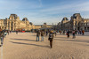 The Louvre and Musee du Louvre (The Aquanaught) Tags: autumn museedulouvre family paris season location people place suzi ãledefrance france fr