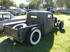 1947 Ford HotRod (bballchico) Tags: 1947 ford pickuptruck hotrod mattm billetproof billetproofantioch carshow 1940s
