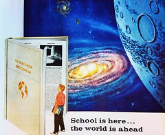 1950s World Book Encyclopedia Ad (Christian Montone) Tags: ads advertising vintageads adverts vintage print printads 1950s midcentury