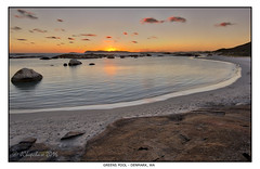 Greens Pool (JChipchase) Tags: beach sunset greenspool seascape westernaustralia denmark williambaynationalpark nikon d750