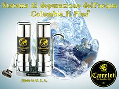 07-09-16-columbia-ii-plus-italy (filtriacquacamelot) Tags: filtri depuratoredellacquadomestico refrigeratori filtriperlacqua erogatoredellacqua raffreddamento camelotinternazionalitalia depuratoredellacqua depuratoredellacquaroma