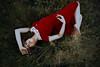 quiet moment of peace (visual.story) Tags: portrait beauty ophelia romantic outdoors photography ritratto beautiful emotion brunette laydown woman fairytale red color soul