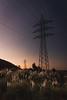 (Irene Ziel Photography) Tags: atardecer sunset industrial gijon asturias paisaje landscape canon canonflickraward tamron outdoors sky colores colours airelibre torre electricidad electric