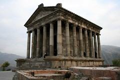 Garni Pagan Temple. Armenia. (Marianna Gabrielyan) Tags: garni pagan temple armenia historic monuments buildings architecture canoneosdigitalrebelxti canonefs1855mmf3556isusm