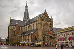 Grote St.Bavo (Rene Mensen) Tags: holland haarlem thenetherlands church bavo grote square dutch