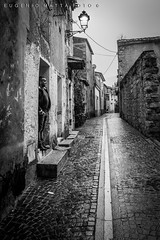 Tiana (matta.eu) Tags: tiana barbagia sardegna street sardinia pioggia persone canon canon50d