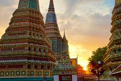 Thaïlande 2014 (Art iS tHe) Tags: voyage trip travel thailand thailande bangkok asia asie city ville urban temple monument architecture sun soleil zen budda decouverte photographie color couleur sunset