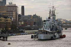 HMS Belfast (Arend Jan Wonink) Tags: hsbelfast londen london thames uk england greatbritain warship