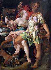 Odysseus and Circe (lluisribesmateu1969) Tags: 16thcentury mythology spranger onview kunsthistorischesmuseumwien vienna