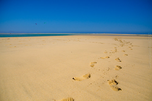 Let's walk toghether - Costa Calma - Fuerteventura