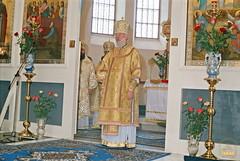 083. Consecration of the Dormition Cathedral. September 8, 2000 / Освящение Успенского собора. 8 сентября 2000 г
