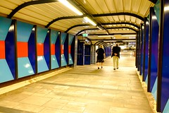 20150711 312 Oslo T banen Stortinget (scottdm) Tags: travel station oslo norway europe no july stortinget 2015 tbanen