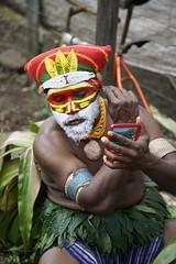 Goroka Show Day 1 (wuzanru) Tags: show new woman festival guinea highlands mt markets ceremony deli png papua hagen polygamy initiation huli goroka asaro