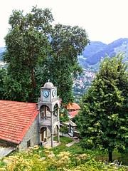 Metsovo, Ioannina, Greece. (fil_____) Tags: mountain green church village greece ioannina epirus metsovo εκκλησια ελλαδα χωριο ιωαννινα πρασινο ηπειροσ μετσοβο