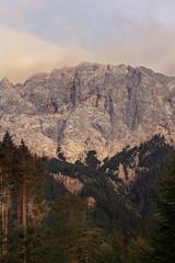Zugspitze (Wave / Particle / Pixel) Tags: mountain mountains alps netherlands fairytale germany deutschland austria oostenrijk location alpen duitsland zugspitze mountainrange oesterreich