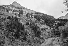 Peak & Path (yaricha) Tags: canada mountains landscape rockies hiking alberta rockymountains watertonpark