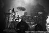 Trivium @ 2015 Hard Drive Live Tour, The Crofoot, Pontiac, MI - 09-28-15