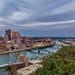 Pittsburgh Skyline at Sunset 02