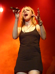 Halestorm (Live - San Francisco, CA) (InPursuingDesign) Tags: evening concert san francisco with live hale lzzy arejay