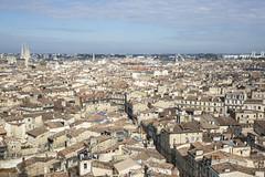Aerial view of Bordeaux cityscape, France (CloudMineAmsterdam) Tags: above city houses urban france tourism rooftop skyline architecture buildings town europe view bordeaux aerial roofs urbanism cityline aboveaerialarchitecturebordeauxbuildingscitycitylineeuropefrancehousesmarketroofsrooftopskylinestreettourismtownurbanurbanismviewvillageaquitaineoldbuildingworldhistoricroofmedievalheritagegaronne