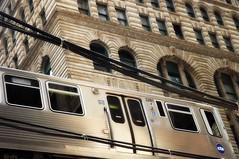 The L (lilruby) Tags: urban chicago illinois cta statestreet elevatedtrain thel cityscene lilruby
