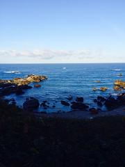 Morning shore (wake_himi) Tags: sea coast fishing shore