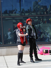 New York Comic Con 2015 - Katarina (Rich.S.) Tags: new york game video comic cosplay convention legends katarina con league 2015 nycc