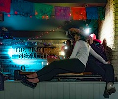THE BEST NIGHT EVER AT THE HUNGRY MEXICAN [BODKINS ON BOLTON STREET]-108674
